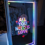 magic mirror all you need is love animation