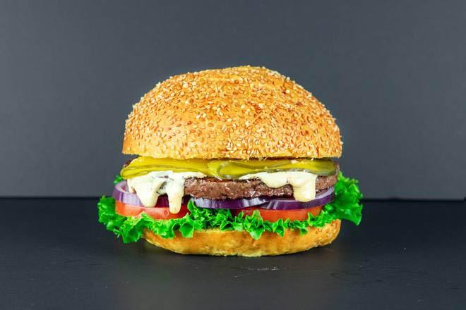 1. Classic Burger