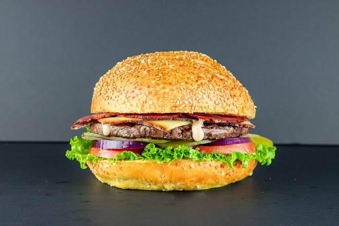 5. Smoked Burger