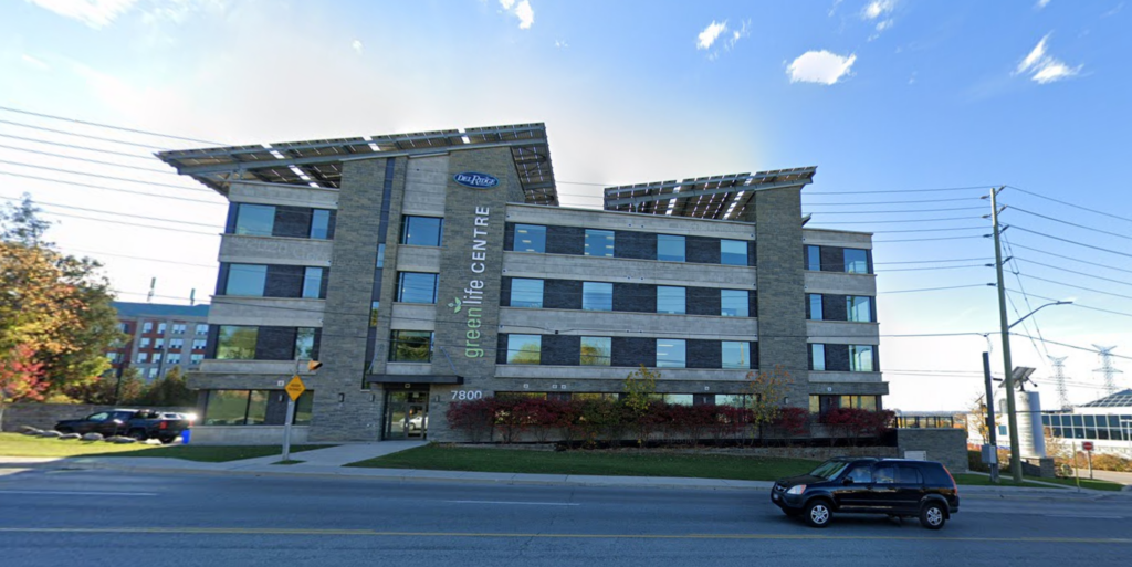 New Location Starting Aug 23, 2021. GreenLife Centre Markham, 7800 Kennedy Rd, #305