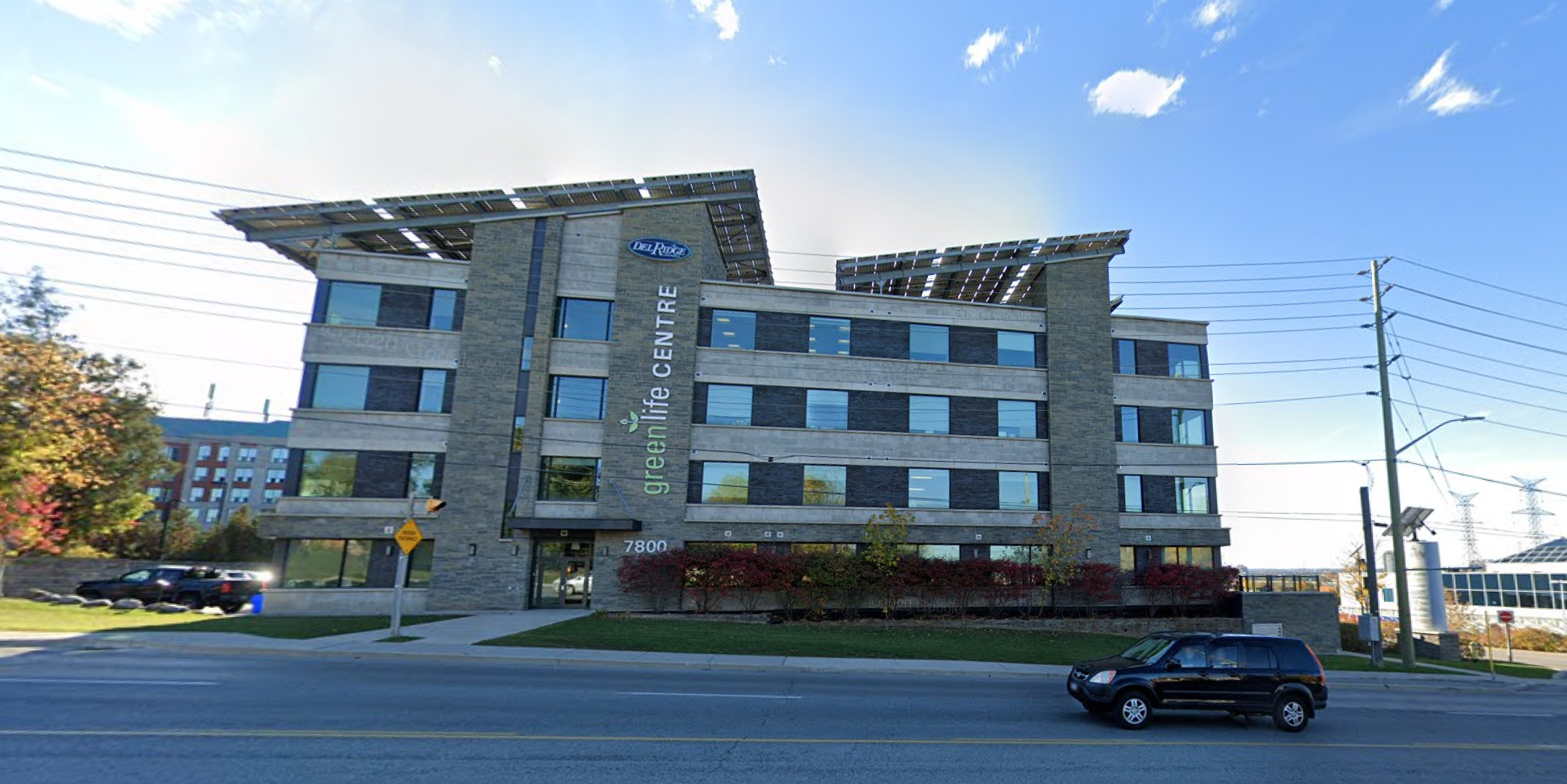 New Location Starting Aug 5, 2021. GreenLife Centre Markham, 7800 Kennedy Rd, #305
