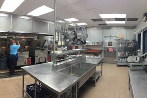 Jail Cook Position Kitchen