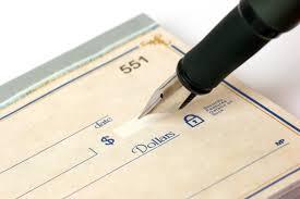 checkwriting