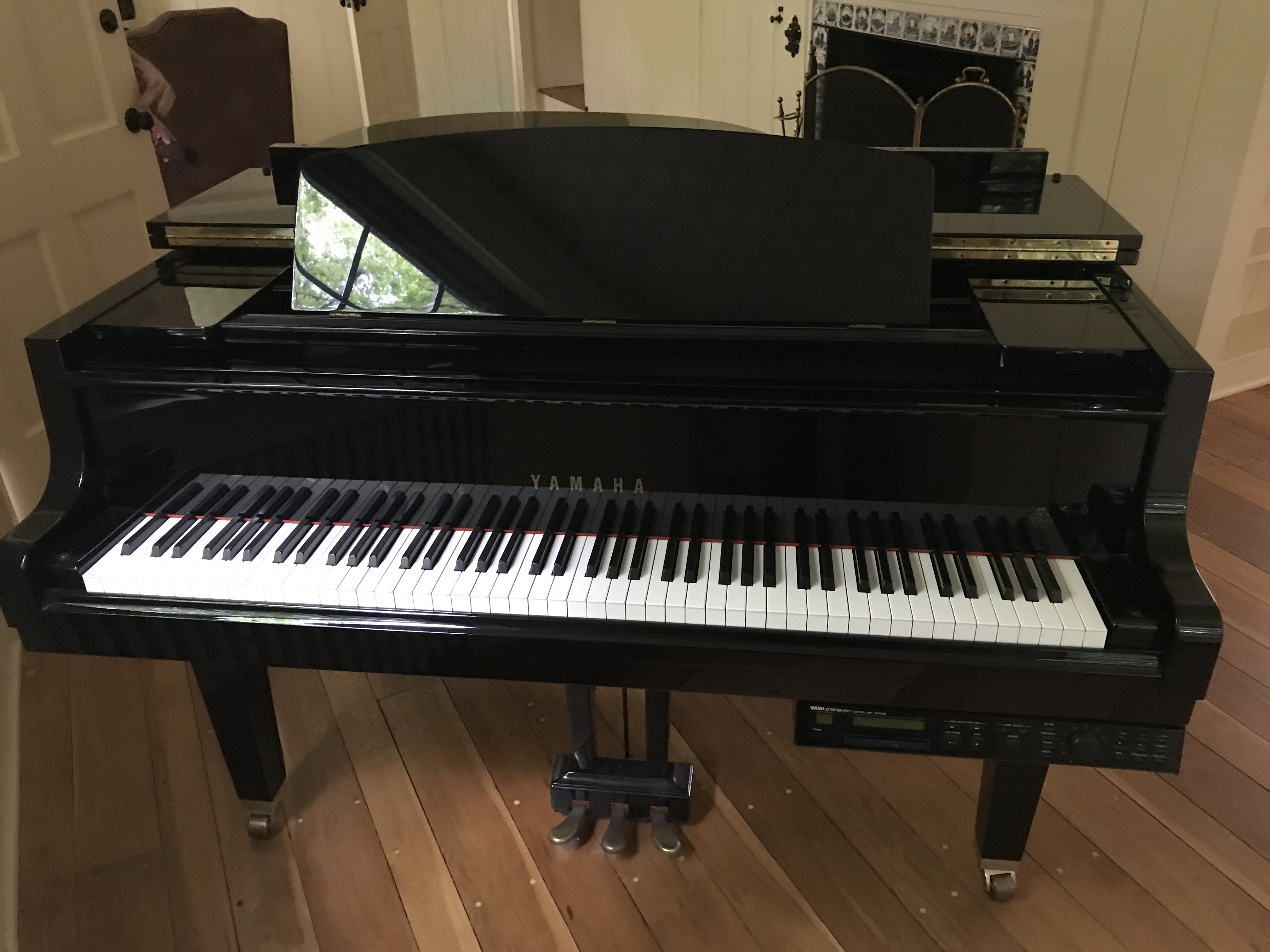 Yamaha GH1 1996 Piano