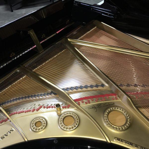Mason Hamlin Baby Grand Piano (1)