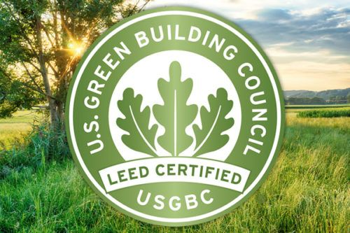 Brisk Architectural Glass LEED Certification