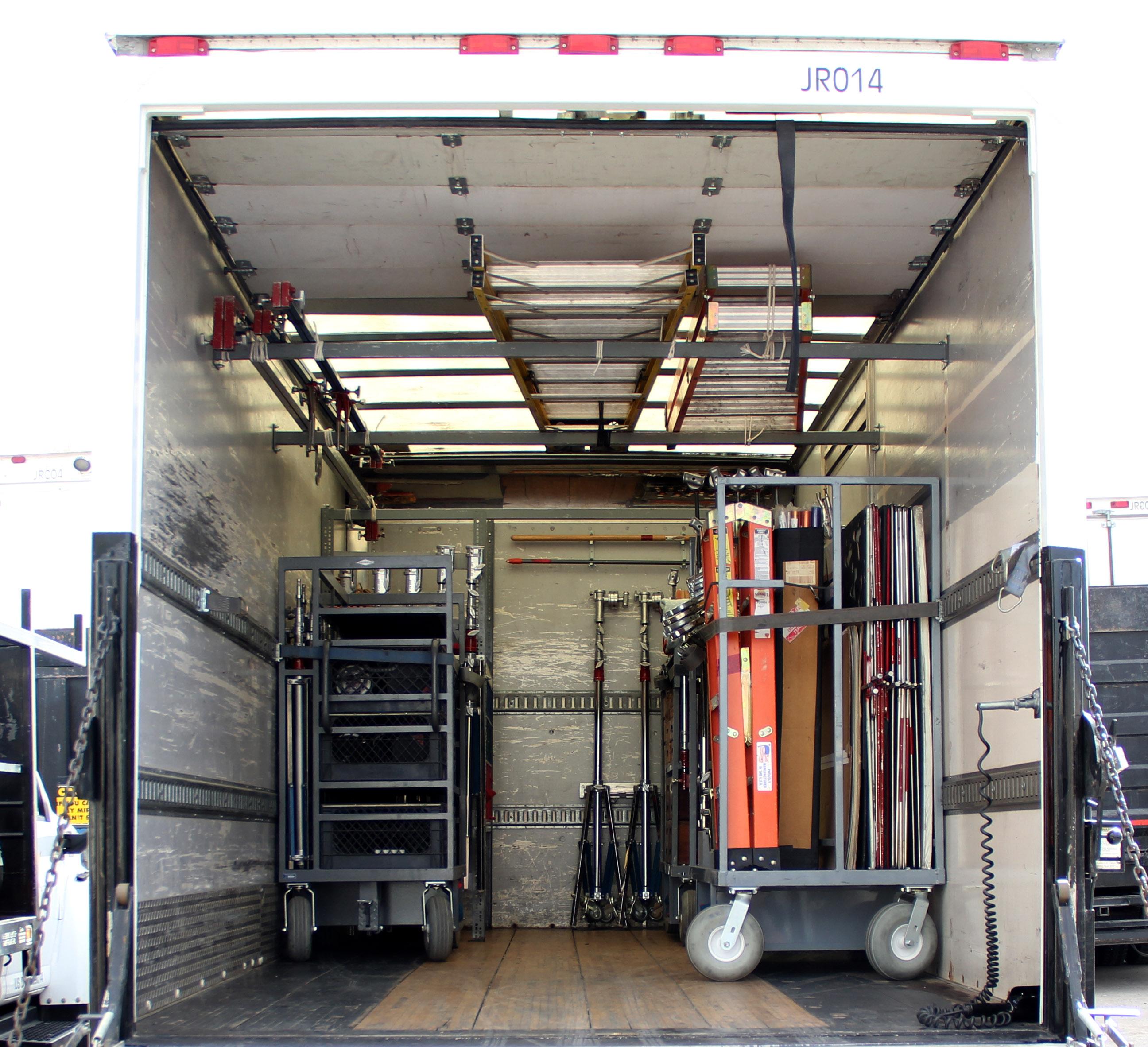 3 Ton Lighting & Grip Truck Package