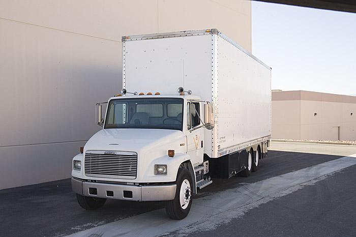 JR Lighting - 10 ton Lighting and Grip Truck - pre loaded
