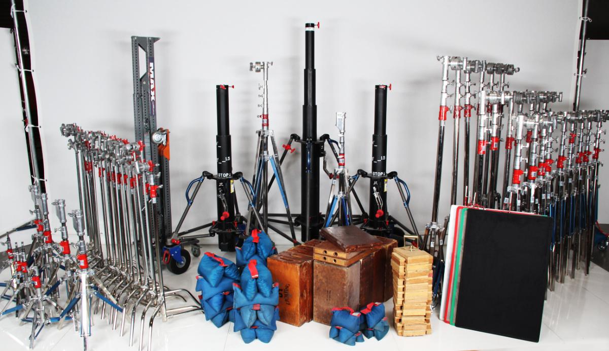 About JR Lighting - Grip Equipment Rental Las Vegas