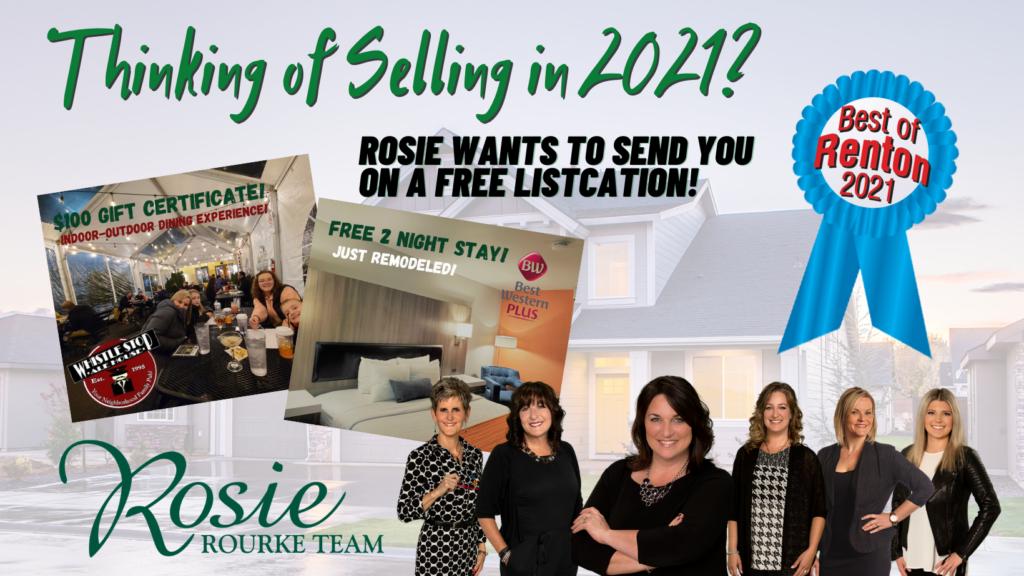 Rosie Rourke Listcaton