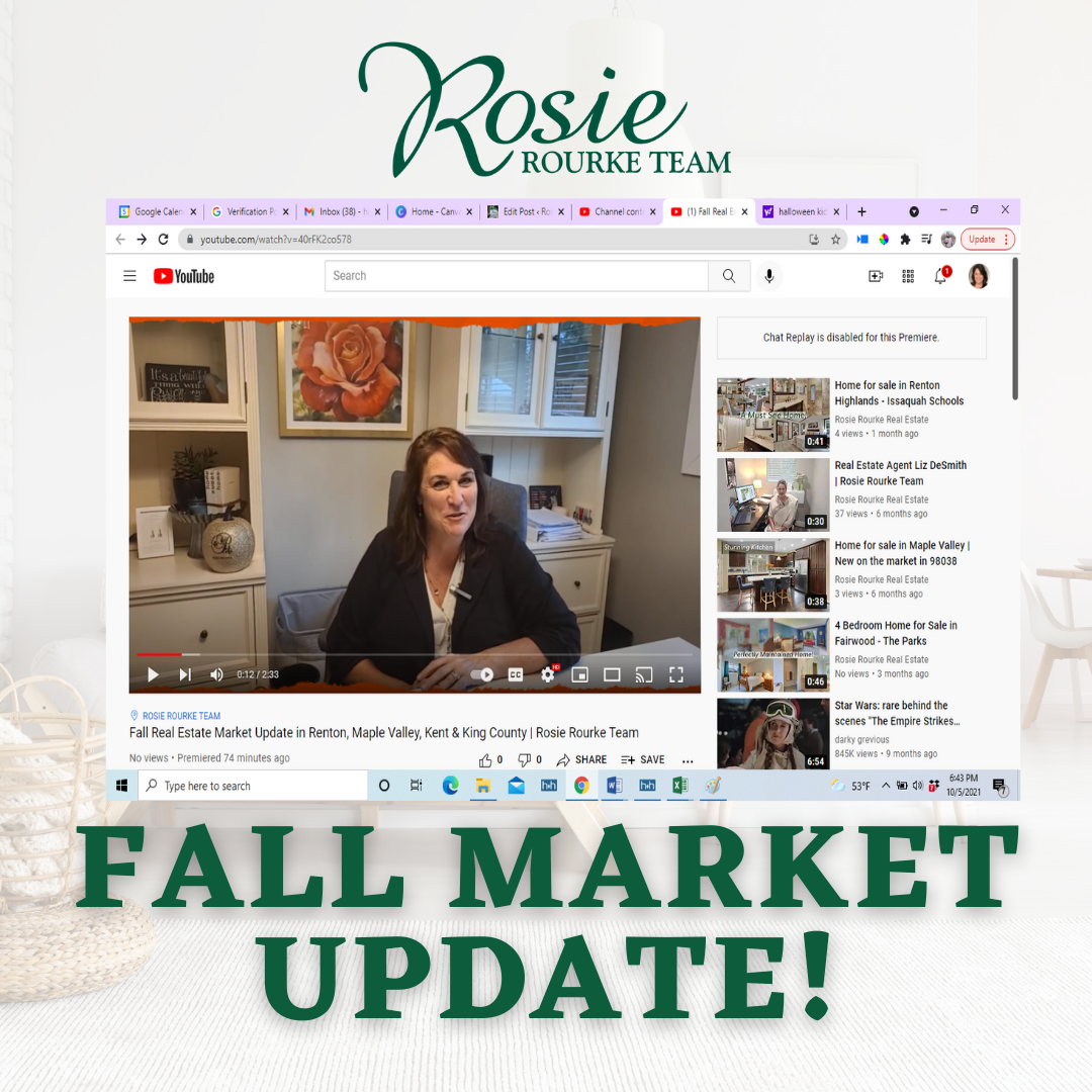 Fall Market Update