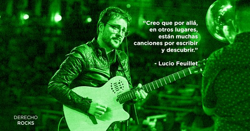 Lucio Feuillet Entrevista