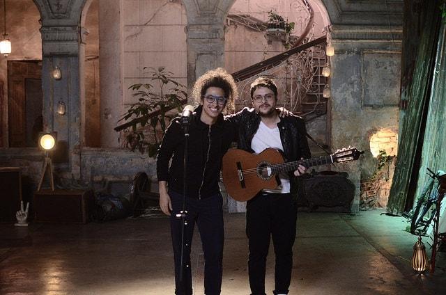 Lucio Feuillet y Rafael García