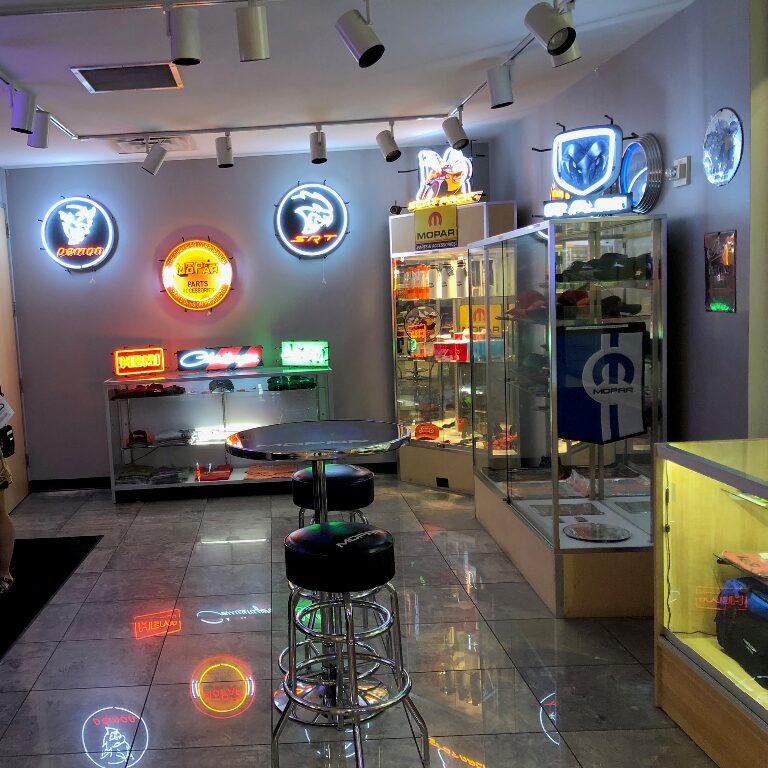 Mopar Showroom