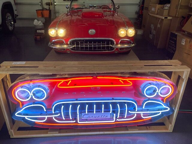 Vette times two