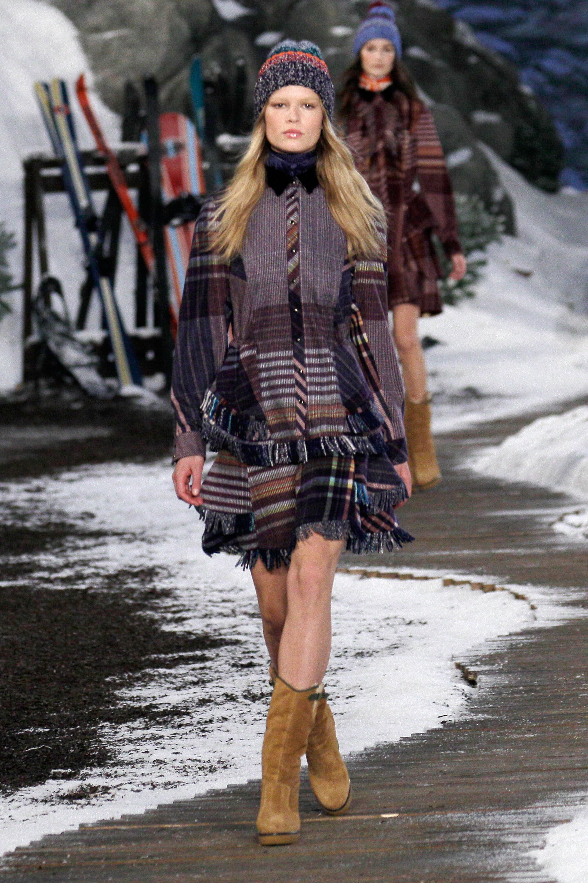Tommy Hilfiger Presents Fall 2014 Women's Collection - Runway