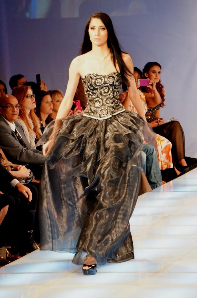 Lourdes Atencio Couture Fashion Week