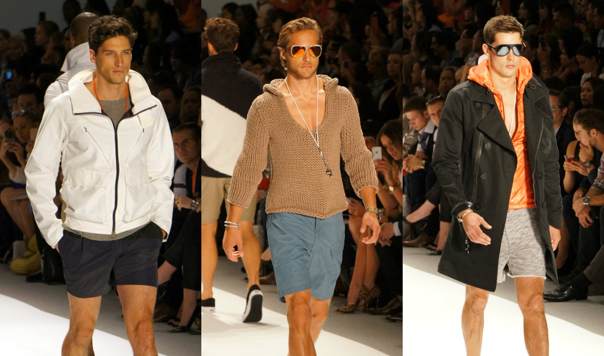 Como llevar pantalonetas con estilo, moda para hombres