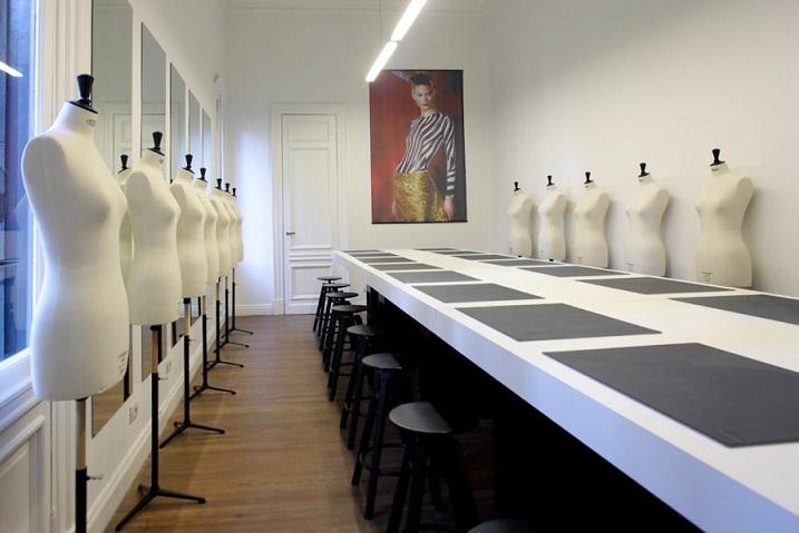 European Fashion Academy, Academia de moda europea