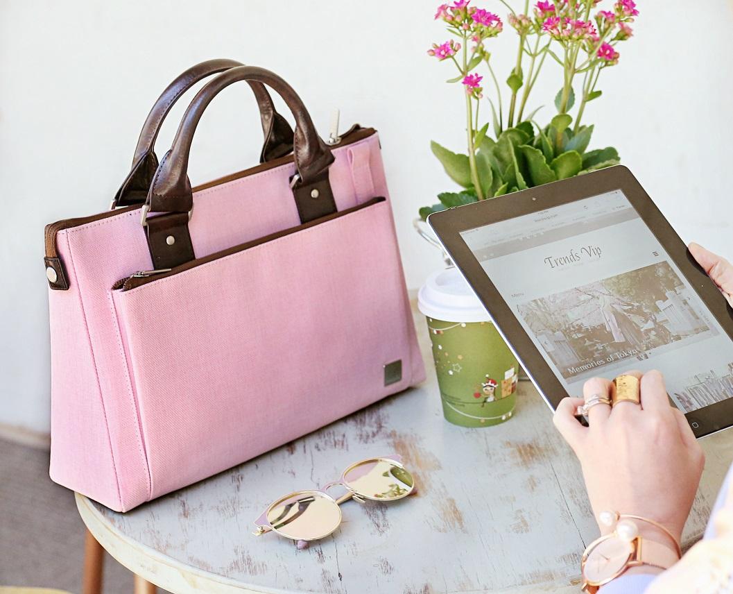 Porta Ipads de moda, maletas de ipads y laptops