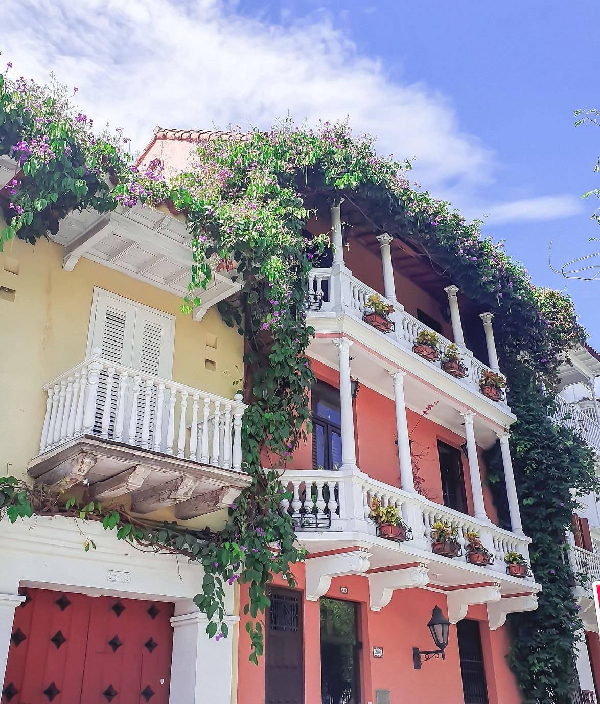 Balcones Ciudad Amurallada