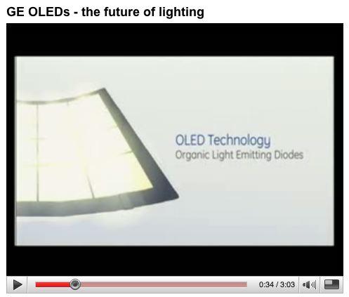 Demo Script for New Lighting Technology from GE Freelance Copywriter and Talent Director Al Lefcourt