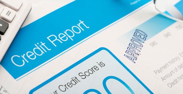 credit report paper