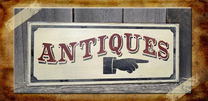 Exploring Antiques