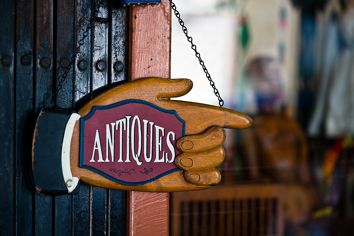 Ross County Antique Trail