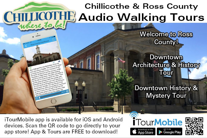 Downtown Chillicothe Walking Tours