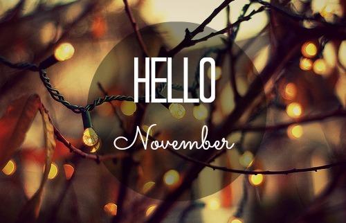 November Activities & Events