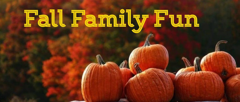 Fall Family-Fun