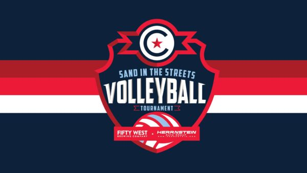 """""""Sand in the Streets"""" – Volleyball Tournament and Beachfest"""