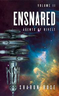 Agents of Rivelt: Ensnared - on Amazon!