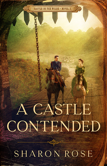 A Castle Conteded by Sharon Rose