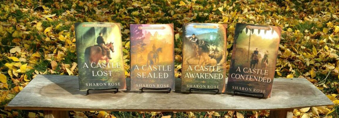 Castle in the Wilde -first 4 books