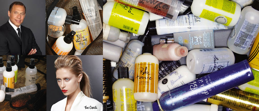 Bumble & bumble beauty and hair care products in Raleigh NC