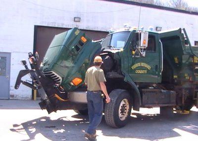 Commercial Vehicle Inspection & AZ DZ Truck Training