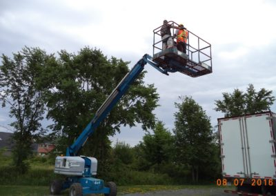 Aerial Lift Zoom Boom Operator Training