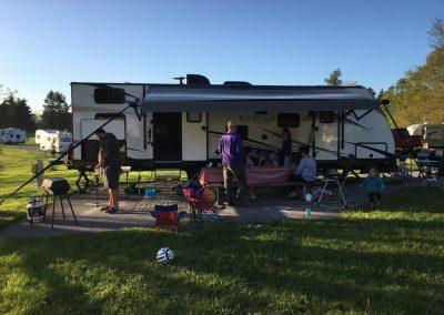 RV Camper Training