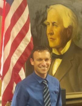 Zachary Rospert - Fiscal Officer