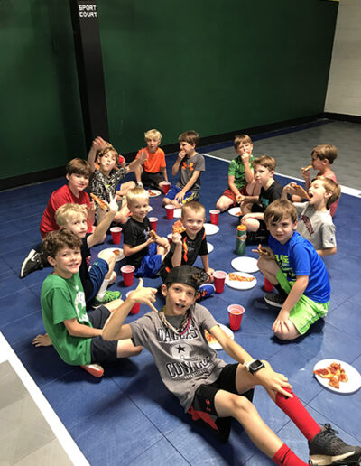 Fitness Focused Birthday Parties in Charlotte NC