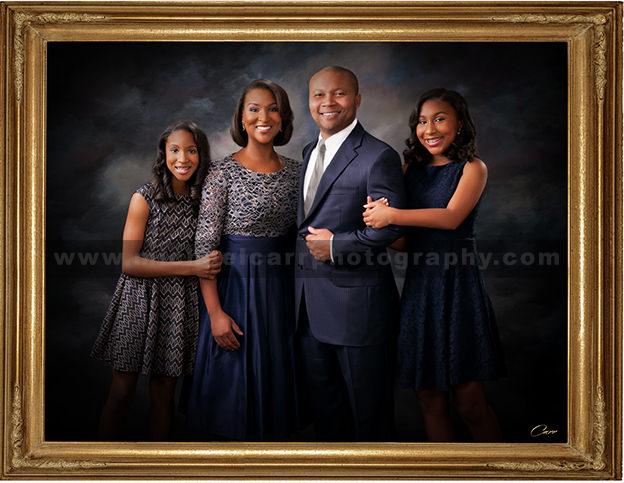 Family Portrait Photography in Houston