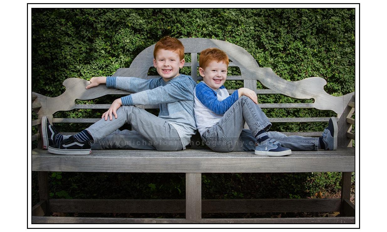 Outdoor Children Portraits Houston