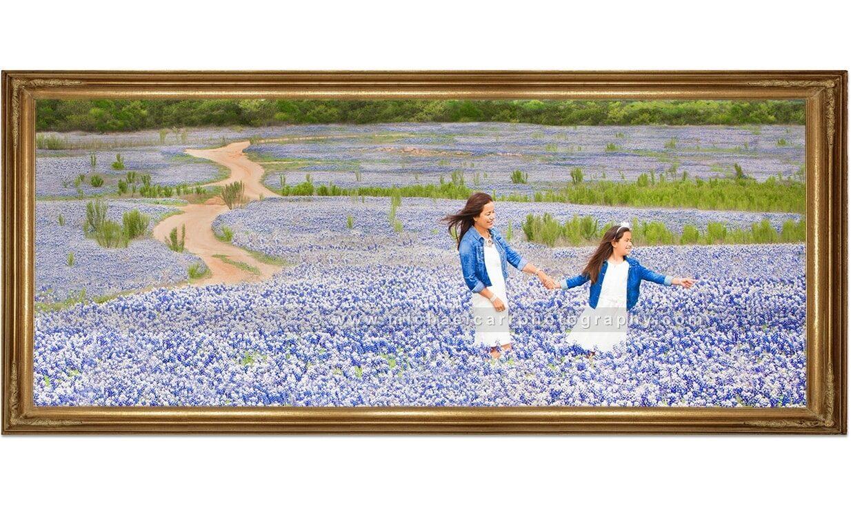Bluebonnet Family Photography