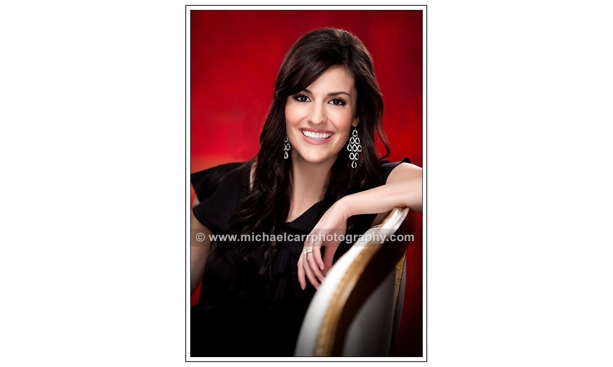 Womens Casual Portrait Photography