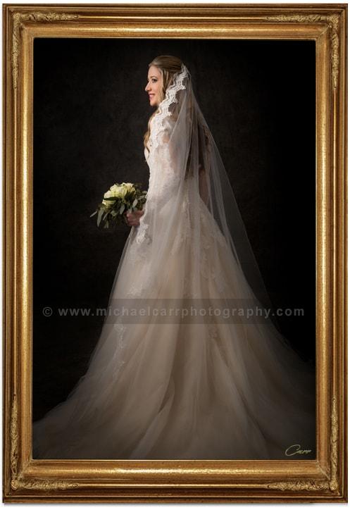 Houston Bridal Portrait Photographer