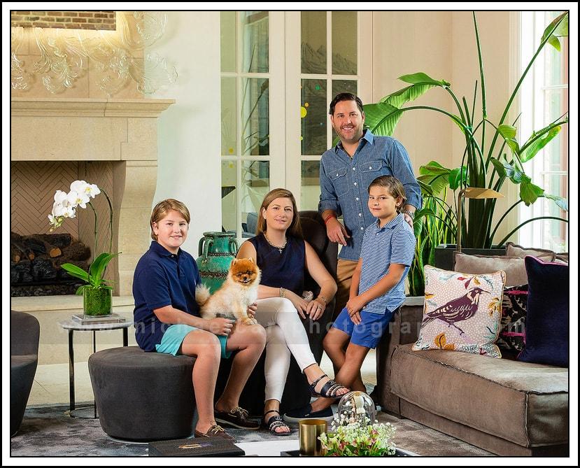 Family Portraits in Houston