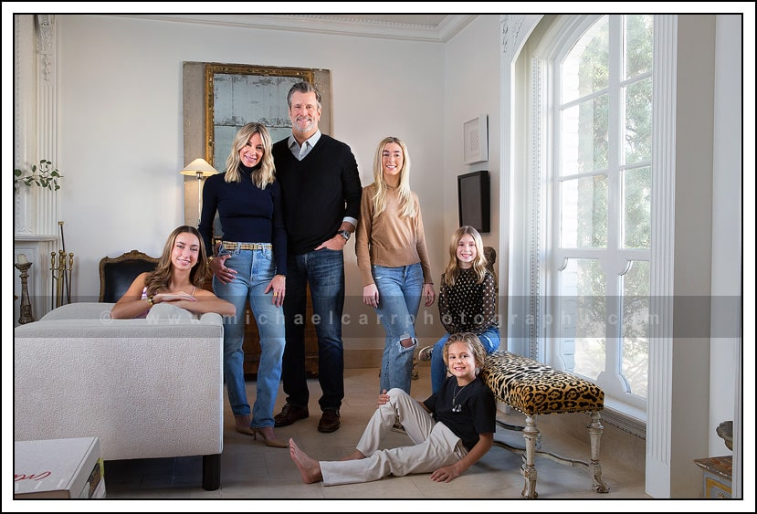 Luxury Family Photographer Houston