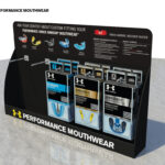 Ultra Armor product stand